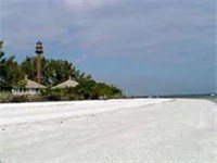 Sanibel Island Lighthouse & Public Beach - Beach in