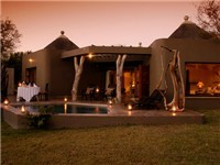 Game Lodge in Kruger Park