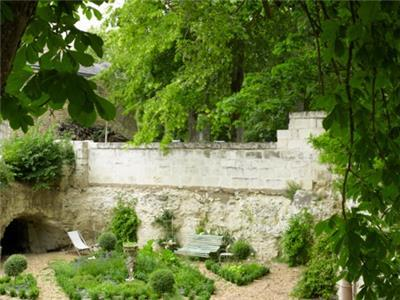 A view of a Garden Corner