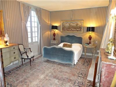 Spacious Bedrooms in the Grand Maison