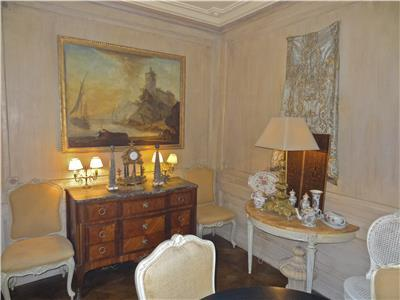 Grand Maison:A Corner of the Dining Room