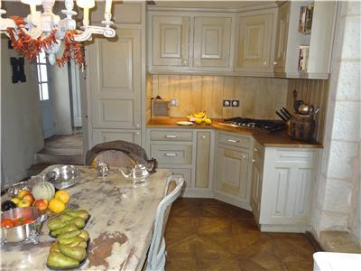 The Kitchen In the Grand Maison de Félix
