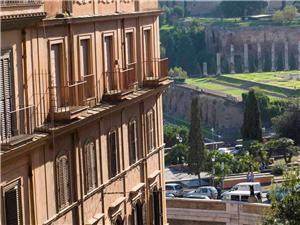 Magnificent View of the Roman Forum