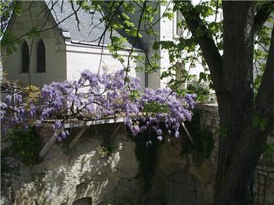 Exterior of Petite Maison de Felix