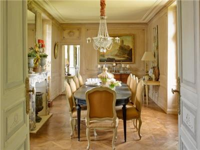 "Grand Maison de Félix:""The Dining Room In the """
