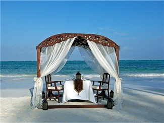 The Palms, Zanzibar, Divine Small Hotel  and Spa for Exclusive Elegance on an African Tropical Beach