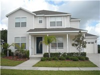 Pool Villa in Kissimmee