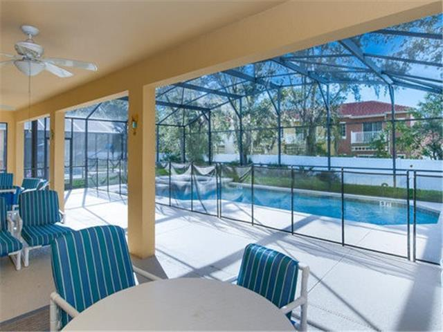SEASONS-(1075SB) - *EXTENDED DECK, POOL, 5BR 4.5BA Home, 3 Master Suites, Pool & Spa, close Disney