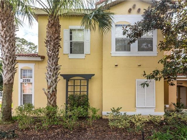 4BR 3.5BA Townhome in Emerald Island Resort