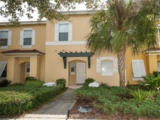 EMERALD ISLAND (2727SK) - 3BR 2.5BA townhome, gated Resort, tons of amenities