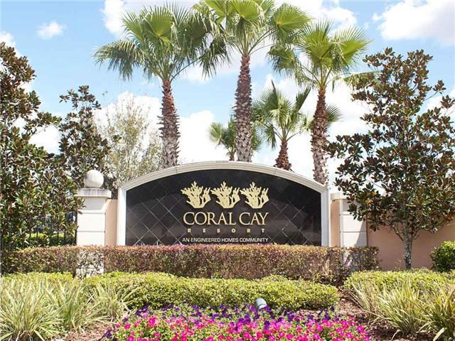 CORAL CAY (2388CC) - 4BR 3BA Townhome with private GamesRoom