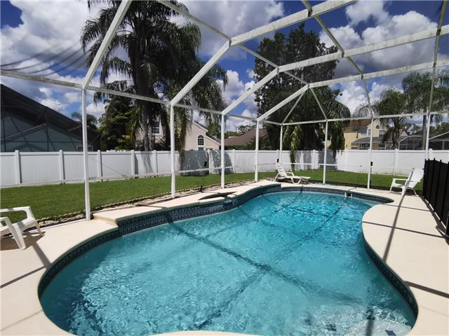 HAMILTON RESERVE (4804HC) - 4BR 3BA Pool home with 2 Master Suites