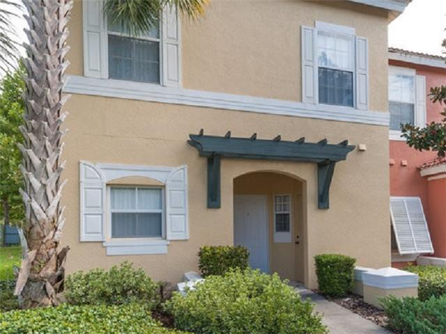 EMERALD ISLAND (8452CCL) - 3BR 2.5BA townhome, gated Resort, 10 min to Disney