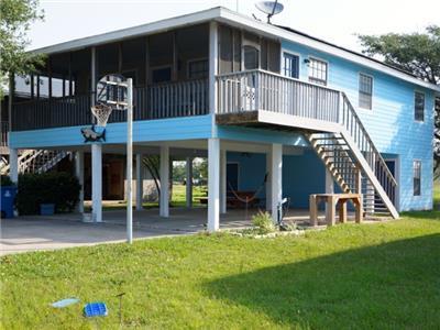 Bay House in Port O