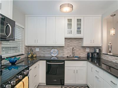 Thoughtfully planned kitchen