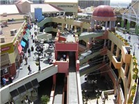 Horton Plaza - Shopping Center in San Diego