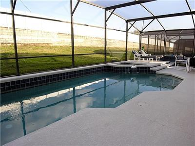 Resort Private Pool Villa in Kissimmee