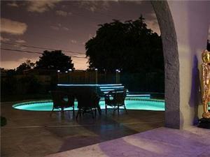Villa in Hollywood