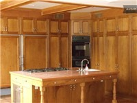 Large Well Decorated kitchen
