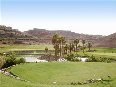 Salobre Golf Course Gran Canaria