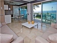 Beach Apartment in San Agustin