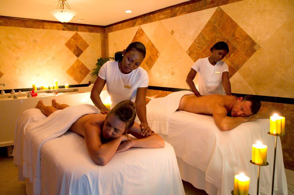 массаж интимных зон в таиланде