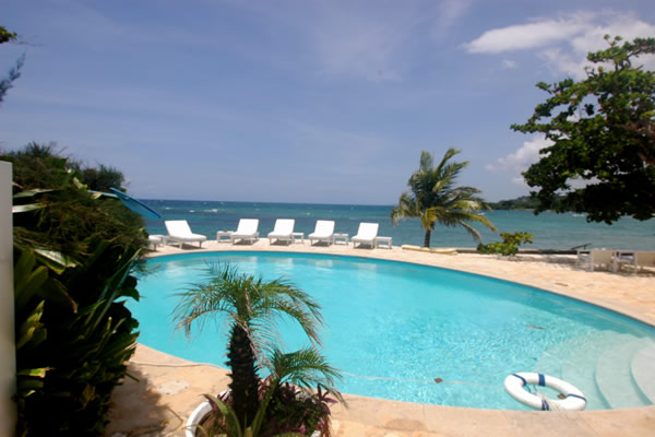 PARADISE TRYALL REEF HOUSE 4 BEDROOM VILLA
