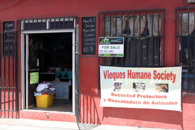 Vieques Humane Society Thrift Shop