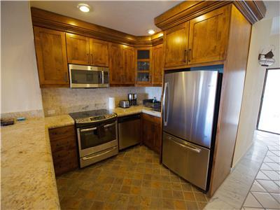 Newly remodeled kitchen with all appliances