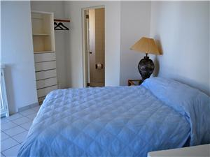 Guest bedroom with attached bathroom