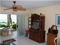 The Living Room has satellite TV