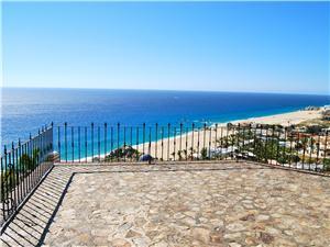 Bedroom terrace with ocean view
