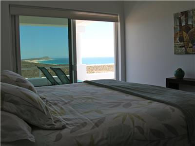 All bedrooms have an amazing view of the ocean