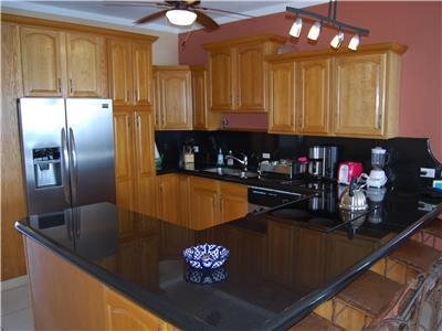 Large custom counter tops