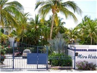 Mira Vista front gate