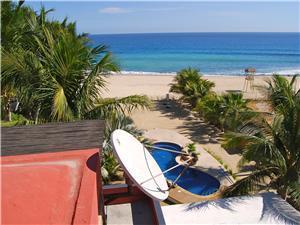 The Villa is a true beach house