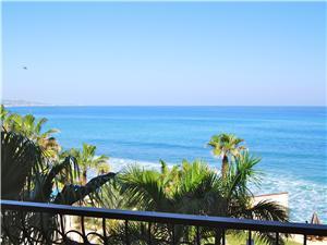 Breathtaking views of the Sea of Cortez