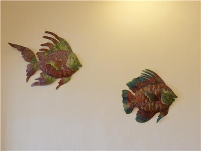Decorations in the dining room