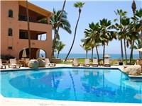 Las Jolla Pool with ocean view