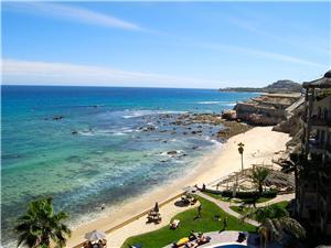 Las Olas sits on 7 miles of white sand beach