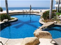 Pool, Jacuzzi, and beach