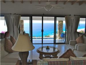 Ocean view from the house