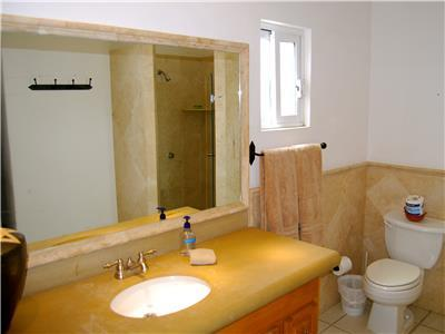 Guest shared bathroom