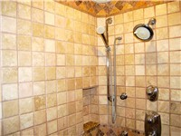 Master custom shower
