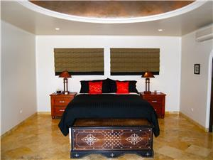 Cal King size bed in second suite