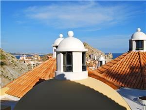 Roof top view of San Lucas
