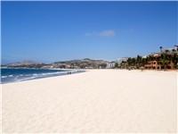 7 Miles of white sand beach