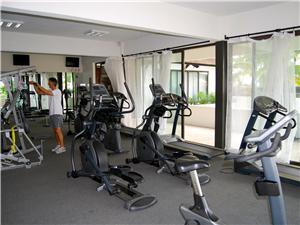 Indoor fully equipped indoor gym