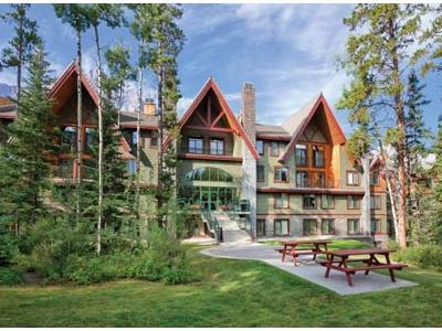 Timeshare Condos in Canmore