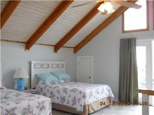 2 Double Beds upstairs